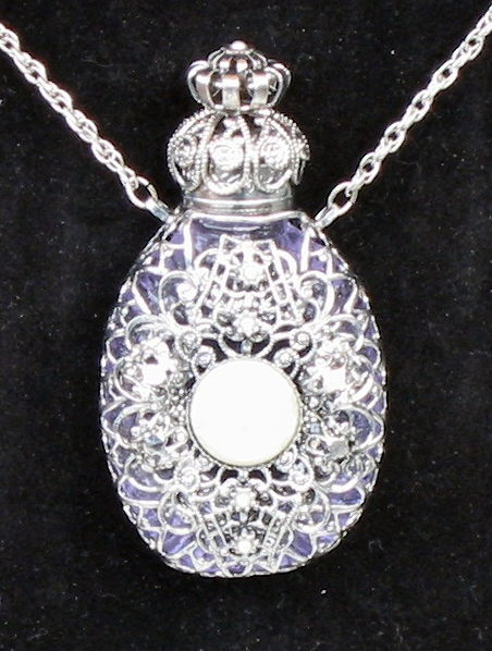 Perfume Bottle Pendant