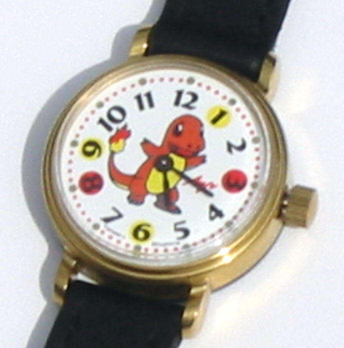 Children's Wind Up Watches