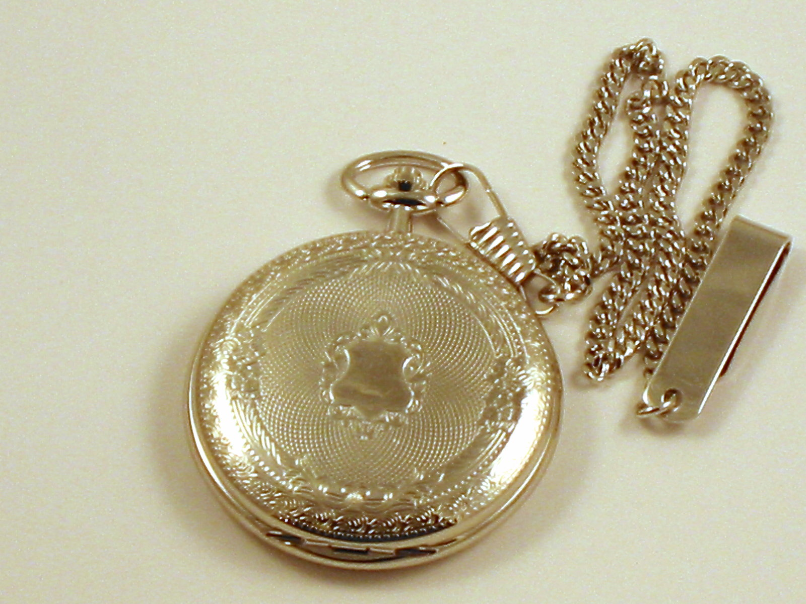 Wind up pocket watch